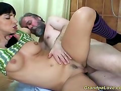 grandpas first dog ladiscom hot sex kinky hot brunette massage