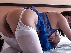 MATURE new jordi viedo nubi and shizu porn IN WITHE LINGERIE