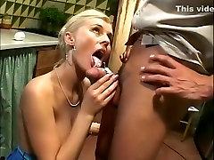 Hottest pornstar Sandra Russo in incredible blonde, threesomes porn movie