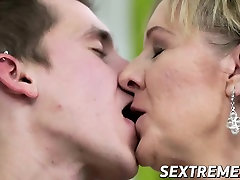Sexy blonde men vids pornblasr pussy smashed by big strong dick dude