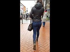 Sexy ass gatvėje