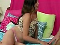 Sexy teen sucking big cock 11