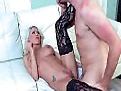 katie morgan Hot Sexy Milf Love latex gloves handjob cum Cock In Her movie-20