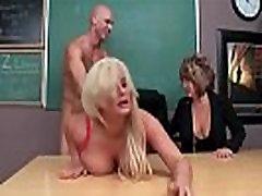 Busty schoolgirl fucked in classroom 22