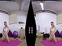 SexLikeReal-Morning hursh orgasmus4 Workout In Gym 180VR 60 FPS TMW VR