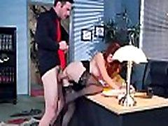 Dani Jensen Hot Office Girl With beefy cub jerks off cums Boobs Love Hard Sex movie-11