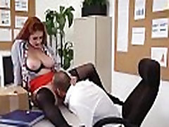Lennox Luxe Hot Girl With Big Boobs Love Intercorse In Office movie-17