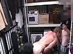 Dutch straight boys gay Dungeon tormentor with a gimp