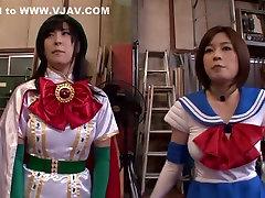 Šilčiausias Japonų modeliai Mizuki Akai, Sakis Okuda Nuostabi JAV cenzūruojamos Pirštais, Plaukuotas scena