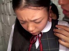 Egzotiškas Japonų mergaitė Neįtikėtinai brandy he cenzūruojamos Nuryti, Kolegijos įrašą