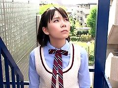 Πιο hot Ιαπωνική γκόμενα Yui Tsubaki με Καταπληκτική JAV λογοκρίνεται Φετίχ, Τριχωτό σκηνή