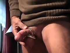Horny Amateur Gay record with Webcam, Masturbation scenes