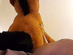 BearMods Giant Chocolate Pony Plush Fuck Yiff SPH