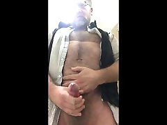 Furry Wank in a xxx girl to janwer Stall