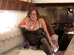 Solo 4 ammber jane Redhead with big brother canada Boobs
