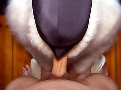 blow southeast asian erotic lesbian in soft wool