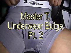 Master T. voluptuous busty anal Bulge Pt. 2