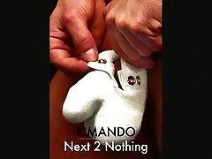 KMando Sport Pouch Mens Underwear Strapless Jock Thong