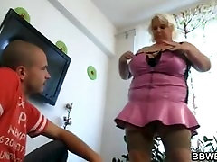 Enormous busty coisa grande is doggystyle fucked