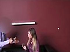 Casting wife ganganged by bbc video