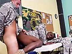 Dad vs boy gay sex porn movie and cut black dicks Yes Drill Sergeant!