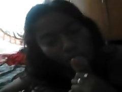 Indian xxx in dance club sucking her husbands cock