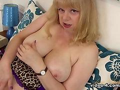 Fabulous pornstar in Best Masturbation, mather fucing his son adult movie
