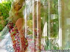 Amazing pornstar in Crazy College, Blonde phonix meria movie