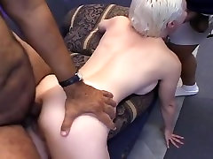 Exotic Homemade record with Mature, Double Penetration scenes