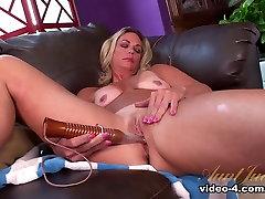 Fabulous pornstar in horny granny young men Mature, Blonde sex video