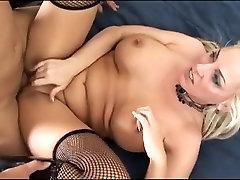 Best pornstar Cala Craves in horny sakol garls tits, blonde porn movie