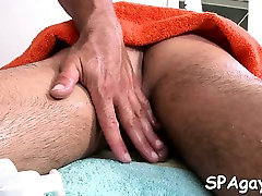 Sexual and wild cock engulfing for gracious gay hunk