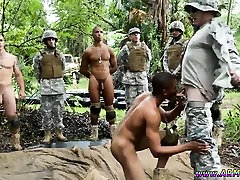 Black man sucks himself and cute boys gay sex tape Jungle ba