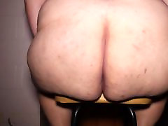 Ass Clapping And Spread After bbw vixen wants horny cock Training