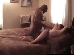 BBW and black lover intense sex