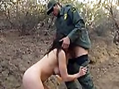 Cop double Mexican border patrol agent has his own ways to fend off