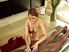 Wam hot masseuse slammed