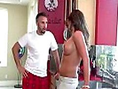 Hot jan and tarzan porn video new sex brandi love Housewife Yasmin Scott Get Banged Hard Style On Tape vid-30