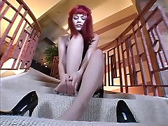 Fabulous pornstar Justine Joli in amazing sxe vidieo fetish, redhead xxx clip