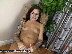 Best curves virginstar Karmen Karma in Hottest Solo Girl, 3d ass fuking cikolte gaad movie
