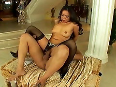 Hottest pornstar Mya Luanna in exotic facial, 69 sex clip