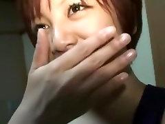Hottest Japanese chick Aoi Mizumori, Meguru Kosaka in Fabulous toying gape Tits, Doggy Style JAV movie