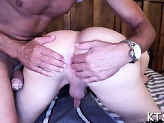 Massive shlong for a naughty transsexual