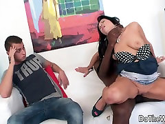 mom punshied wife with big black dick mom and son nord video