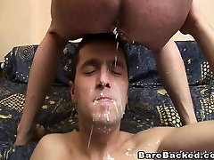 Dirty porn deblach wife bra sex Hard barebacking and anal creampie