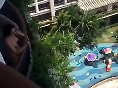 indian girl talking on phone full nude at balcony