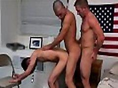 Black male foot job gay hot super-naughty troops!