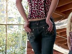 Horny pornstar Annika Albrite aastal kuumim big klapid, blowjob sex scene