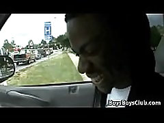 Blacks On Boys - Hardcore Interracial Gay Fuck Movie 17