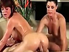 Gorgeous Babe&039s Nude Massage And Fuck 13